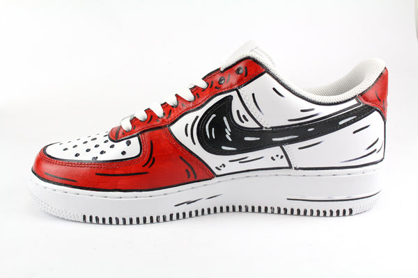 Nike Air Force 1 '07 Cartoons