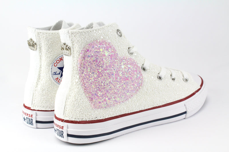 Converse All Star Cuore Glitter