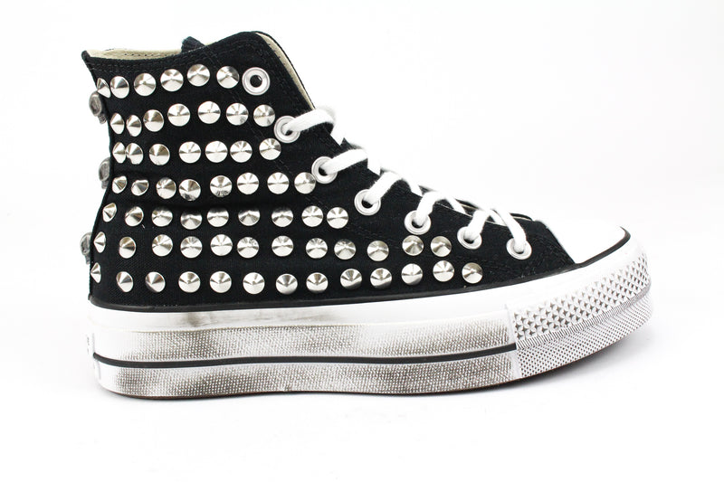 Converse All Star Platform Total Borchie