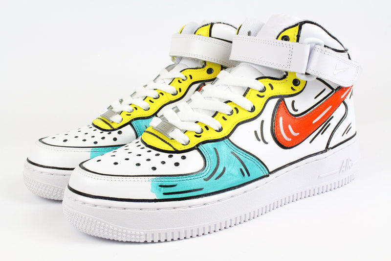 Nike Air Force 1 Mid '07 Cartoons