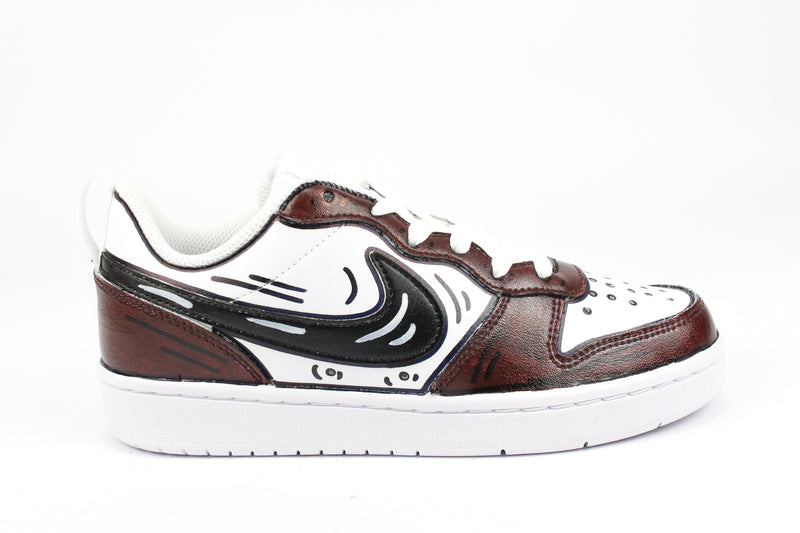 Nike Air Force 1 '07 Brown Cartoons