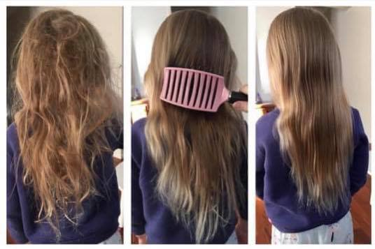 Preventing Your Hair From Getting Tangled