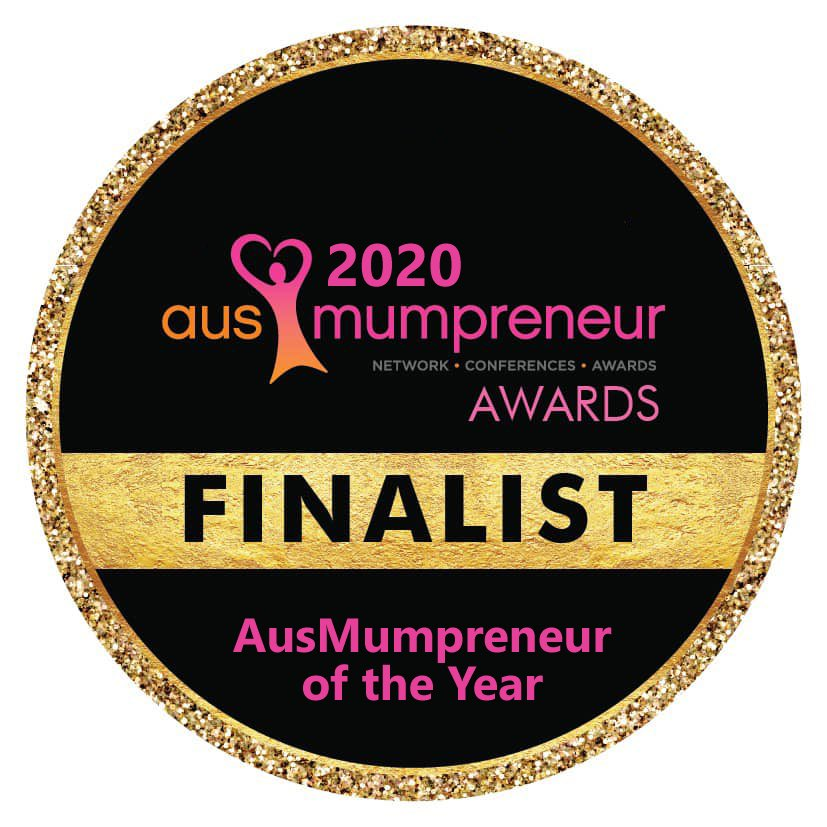 AusMumpreneur Of The Year Finalist - Finalist