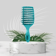 Dream Detangler MINI Brush - Peacock