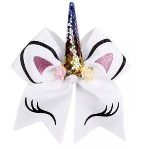 Huge 8 inch Unicorn Bows | Oaklands, Moodbury Westfields
