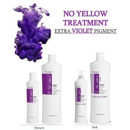 Fanola No Yellow Mask 350ml