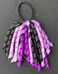 Korkers Hair Ties - Purples | Oaklands, Moodbury Westfields