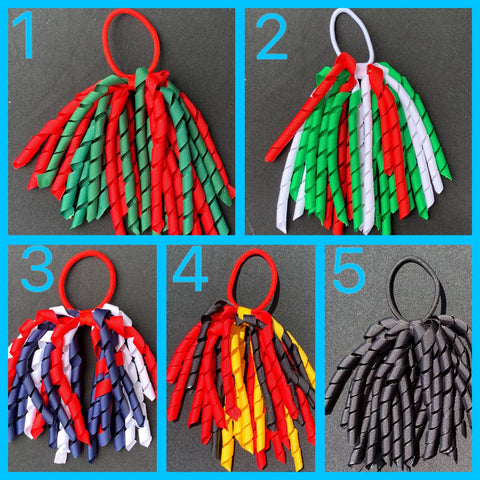 Image of Korkers Hair Ties - School and Other Colours | Oaklands, Moodbury Westfields
