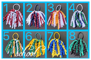 Korkers Hair Ties - School and Other Colours