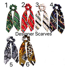 Scrunchie Scarves