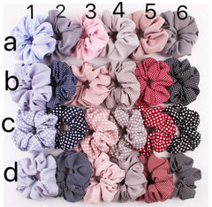 Scrunchies Various | Oaklands, Moodbury Westfields