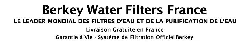 Berkey Waterfilters France