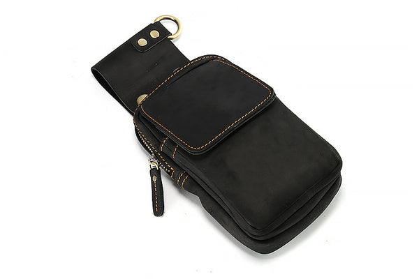 AD3135 Belt Bag - Phone Case Black