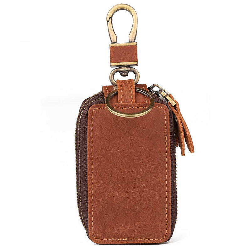 BP924 Key Case Leather Brown