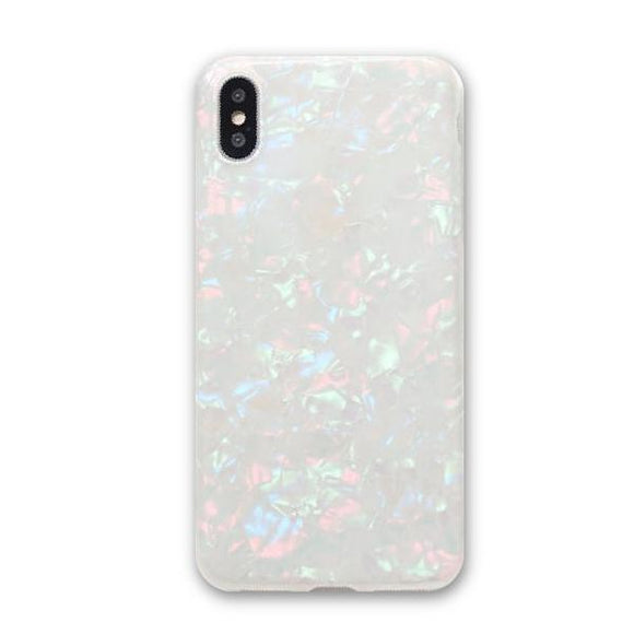 Seashell Glitter iPhone Case