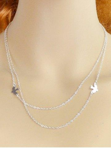 Image of Dove Necklace