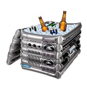 Image of Inflatable Party Box Cooler