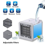Arctic Air Cooler Personal Air Conditioner with LED lights