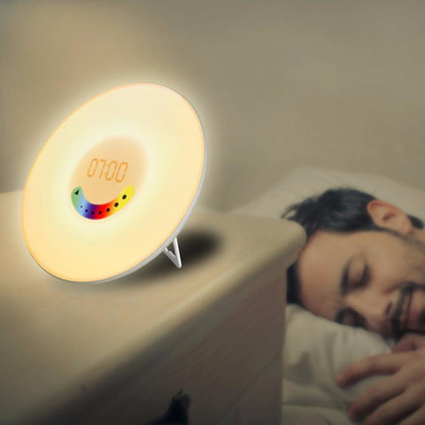 Image of Sunrise Alarm Clock & Reading Light