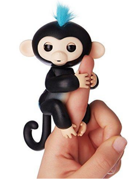 Fingerlings Interactive Baby Finger Monkeys