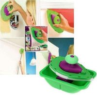 Headline HOT! Point And Paint Roller and Tray Set Household Painting Brush
