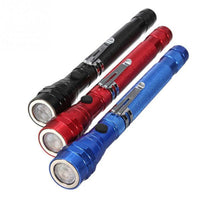 MULTI-FUNCTION TACTICAL 3X LED FLASHLIGHT