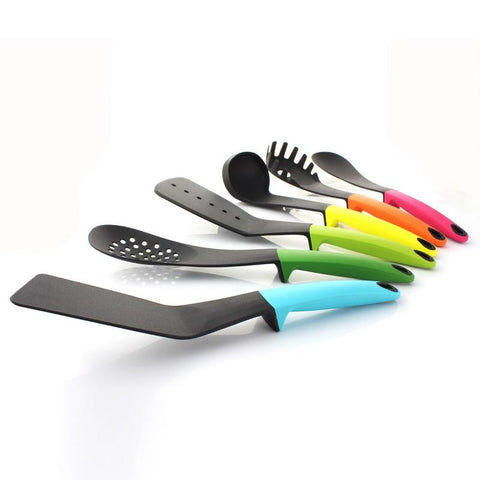 Image of 7pcs Carousel Kitchen Utensil Tool Set