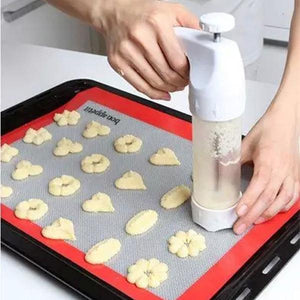Baking Dough Shaper Gun