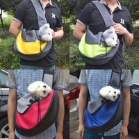 PET CARRIER CHEST BACKPACK