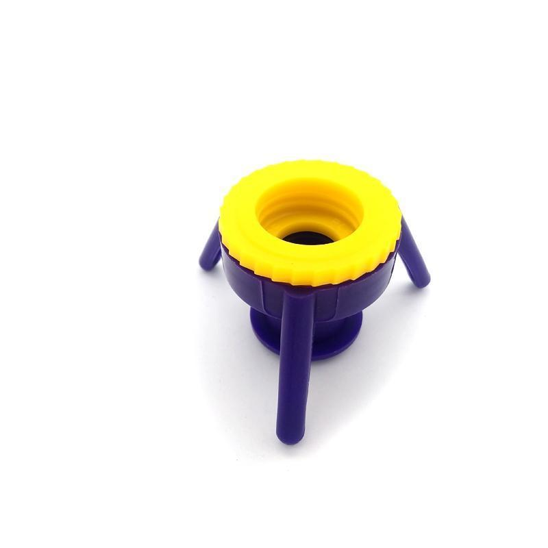 Toss It Bottle Cap Stand Kit (6PCs)