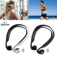 Bone Conduction Bluetooth Wireless Headphone