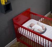 PORTABLE BABY BED - ANTI ROLLOVER