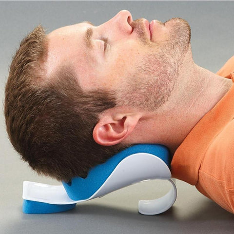 Image of NECK AND SHOULDER RELAXER PILLOW