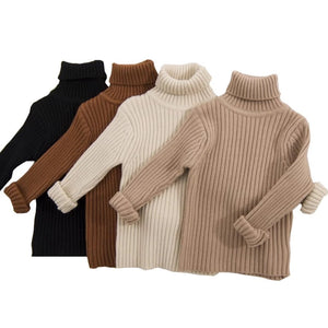 Unisex turtle neck sweater
