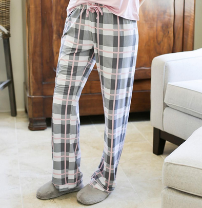 Perfectly Plaid PJs