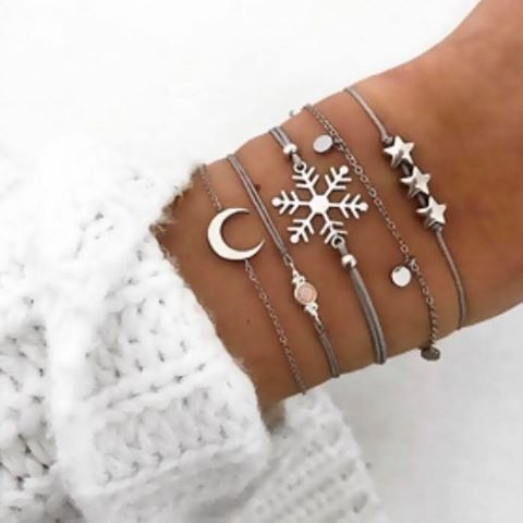 Winter Night Bracelet