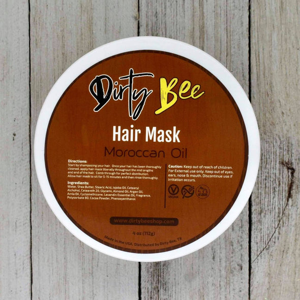 Dirty Bee Hair Mask