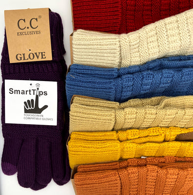 CC SmartTips Adult Gloves
