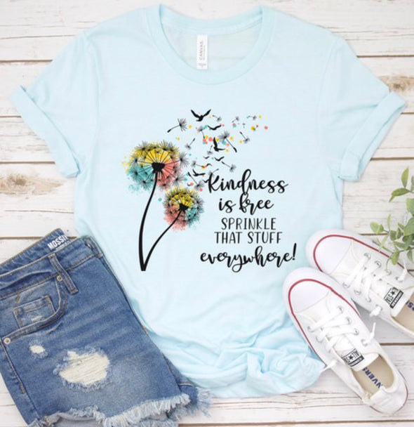 Kindness is Free Graphic T