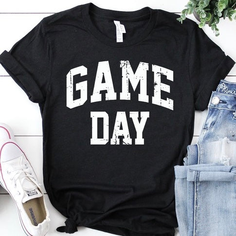 Game Day Unisex Graphic Tee