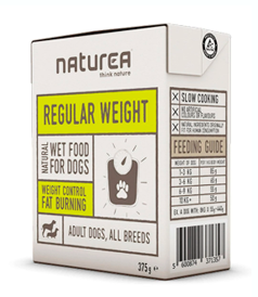 NATUREA WET DOG FOOD