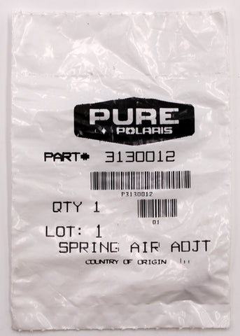 Genuine Air Adjust Spring PM 3130012