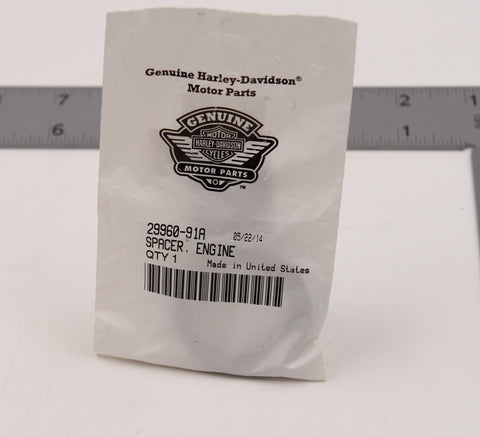 Genuine Harley-Davidson Engine Spacer PN 29960-91A