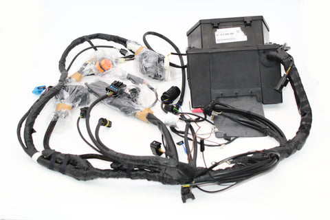 Genuine BMW Main Wiring Harness PN 61117654021