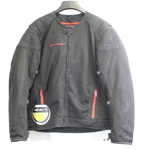 Can-Am Roadster Russel Mesh Jacket Size X-Large PN 4406761290