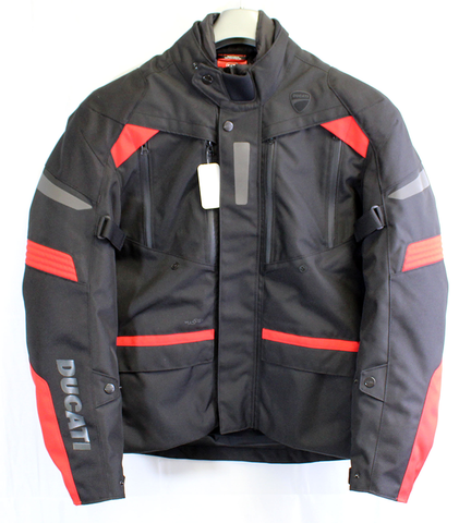Genuine Ducati Tour C3 Jacket Size L PN 981044805