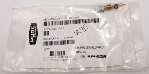 Polaris Air Screw PN 0454491