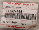 Genuine Kawasaki Ramp-Weight PN 39152-1051 (Pack of 1)