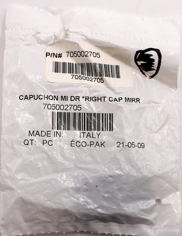 Can-Am Right Hand Mirror Cap PN 705002705