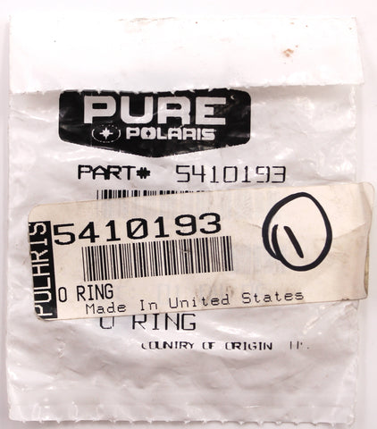 Genuine Polaris O-Ring PN 5410193